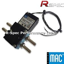 MAC 4 Port Electronic Boost Control Solenoid Valve BCS - External Wastegate Etc
