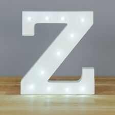 Up In Lights Light up Letters - Letter Z