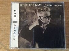 BRUCE COCKBURN A Dream Like Mine CD 3 Track B/w When It's Gone It's Gone And Cry