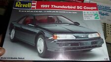 Revell 1991 Ford Thunderbird SC Coupe  1/25 Model Car Mountain FS
