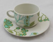 Villeroy & and Boch SCARLETT espresso cup and saucer