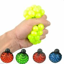 Hot Anti Stress Face Reliever Grape Ball Autism Mood Squeeze Relief Healthy Toy