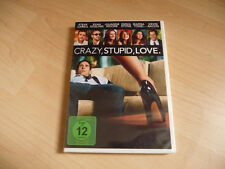 DVD Crazy, Stupid, Love. - Steve Carell Kevin Bacon Ryan Gosling Julianne Moore
