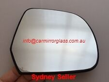 RIGHT DRIVER SIDE MIRROR GLASS FOR NISSAN ALMERA N17 2012 onward