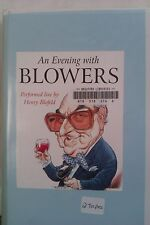 An Evening With Blowers by Henry Blofeld: Unabridged Cassette Audiobook (EE4)