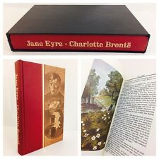 Jane Eyre, Charlotte Bronte, Illustrated, Heritage/Cardavon Press 1974 Hardcover