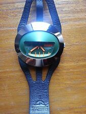 vintage TRESSA LUX SPACEMAN, space age watch, space man MINT