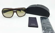 PRADA  SPS 09H Brown frame  lenses 7BG - 6S1 NEW 64 -18 unisex  sunglasses