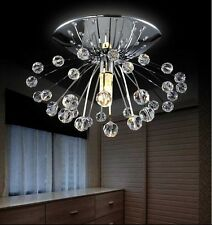 Small Size Crystal Ball Chandelier Pendant Lamp Ceiling Lighting Ceiling Light