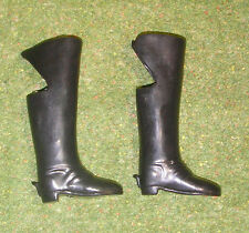 VINTAGE ACTION MAN 40th LOOSE LIFEGUARD BLUES & ROYALS BOOTS JACKBOOTS