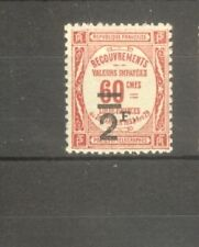 """FRANCE STAMP TIMBRE TAXE N° 54 """" 2F SUR 60c ROUGE """" NEUF xx TB"""