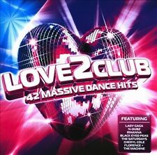Various Artists-Love 2 Club  (UK IMPORT)  CD NEW