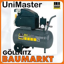 Schneider Druckluft UniMaster UNM 150-8-25 W mobiler Kompressor fahrbar NEU
