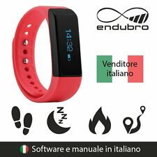 endubro FITNESS TRACKER i5 Plus BLUETOOTH TOUCHSCREEN ANDROID E IOS - ROSA