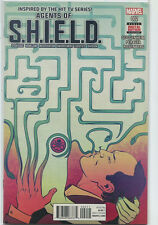 Agents Of S.H.I.E.L.D. #2   Near Mint Unread  Marvel Comics  MD4