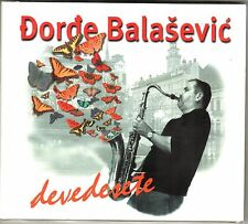 DJORDJE BALASEVIC-DEVEDESETE-ORIGINAL CD  SEALED BRAND NEW