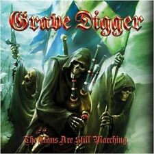 GRAVE DIGGER - The Clans Are Still Marching  [CD+DVD Mediabook] DCD