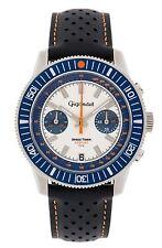 Gigandet SPEED TIMER Herren Chronograph mit Datumsanzeige Lederarmband G7-008