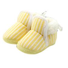 Girls Boys Winter Warm Infant Baby Shoes Walking Toddler Crib Shoes Boots14
