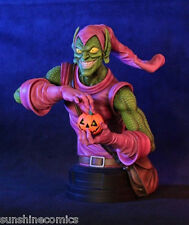Green Goblin Mini Bust 377/500 Gentle Giant Marvel Spider-Man NEW SEALED