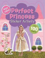 Sticker Activity Books - Perfect Princess, , New Book