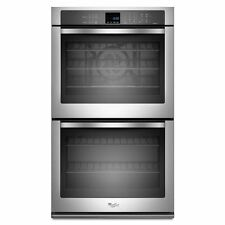 Whirlpool Gold® 10 cu. ft. Double Wall Oven with Convection Cooking WOD93EC0AS