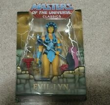 He-Man MOTU Classics *EVIL-LYN* Sealed MOC - Mint Collection for Sale