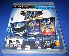 Sly Cooper Collection Sony PlayStation 3 - PS3 - *Factory Sealed *Free Shipping!