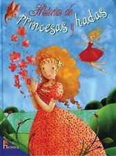 Historias de Princesas y hadas: Princess and Fairy Stories