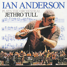 Ian Anderson Ian Anderson Plays the Orchestral Jethro CD
