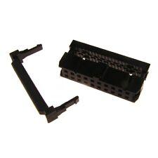 5 W+P Federleiste 20-pol Buchsenleiste Flachkabel Pfostenverbinder RM2,54 093152