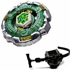 Beyblade BB106 Fang Leone Fusion Metal Master Rapidity Fight 4D Top + Launcher