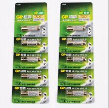 10 x A27 12V Battery 27A MN27 GP27A E27A EL812