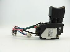 Makita #650564-0 Genuine Switch for BTD130FW BTD141 BTW253 BTW251 BTD142 BTD140
