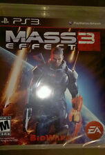 MASS EFFECT 3 (PLAYSTATION 3 PS3) NEW