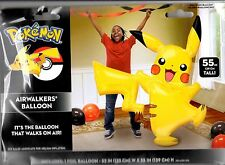 Pokemon Pikachu AirWalker Jumbo Foil Balloon Birthday Party Supplies