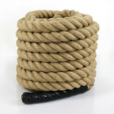 Fitness Climbing Manila Rope Boat Twisted Heavy Duty Exercise 1-1/2 inch.x30ft