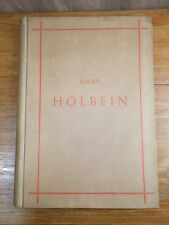 Paul MANTZ - HANS HOLBEIN vers 1890 Gravures TBE in-folio