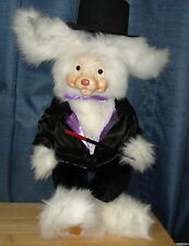 Robert Raikes Limited Edition Magic Jack Bunny Doll 18 Inches Tall in Box