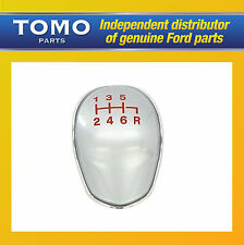 Genuine Ford Focus RS / ST Gear Knob Insert Cover Cap, 6 Gear Speed 1673222
