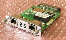 Cisco Vwic3-2mft-t1 / e1-Multiflex Trunk Voice & Wan tarjeta de expansión 73-13420-01