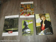 Lot catalogues-enchères&estimations-Drouot+9TH art gallery+Spécial Bd&Tintin