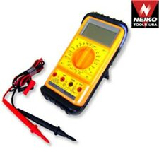 Neiko AC/DC Digital Multi Meter Multimeter Tester New Automotive Repair Testing