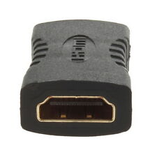 HDMI Female to Female F F Coupler Extender Adapter Connector HDTV 1080P CA