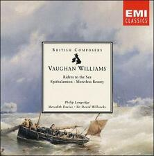 , Vaughan Williams: Riders to the Sea/Epithalamion/Merciless Beauty, Excellent I