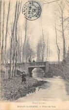 CPA 89 MAILLY LE GRAND PONT DE NOE