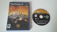 NEED FOR SPEED UNDERCOVER - SONY PLAYSTATION 2 - JEU SONY PS2
