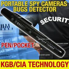 Spy Camera Bug GSM Wireless Finder Detector Protect Sweeping Anti Security