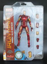2015 HOT Marvel Select Mark XLIII Armor Iron Man MK43 PVC 7in Action Figure