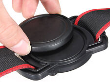 Camera lens cap keeper 40.5mm 49mm 62mm universal camera lens cap boucle